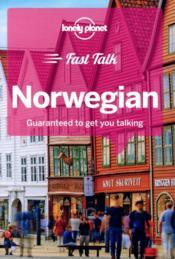 FAST TALK ; Norwegian (édition 2018) - Couverture - Format classique