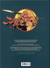 Rahan ; INTEGRALE VOL.7 - 4ème de couverture - Format classique