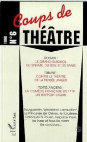 Coups De Theatre 6 - Couverture - Format classique