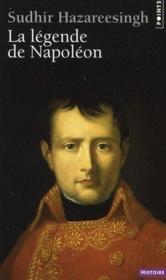 La légende de Napoléon - Couverture - Format classique