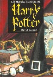 Les mondes magiques de harry potter - Couverture - Format classique