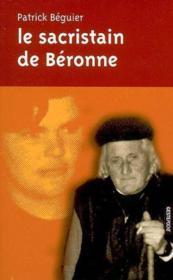 Sacristain De Beronne - Couverture - Format classique
