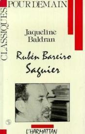 Rubén Bareiro Saguier - Couverture - Format classique