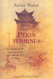 Pekin terminus - Couverture - Format classique