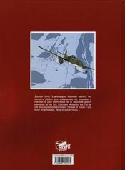 Ciel en ruine T.1 - 4ème de couverture - Format classique