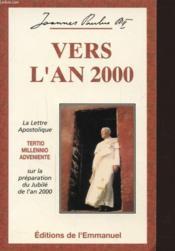Vers l'an 2000 - Couverture - Format classique