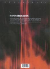 Les aventuriers du NHL 2987 survivaure t.1 ; le cycle des kryoonites c.1 - 4ème de couverture - Format classique