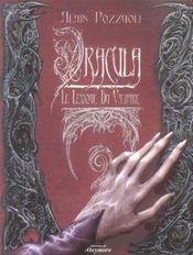 Dracula, Le Lexique Du Vampire - Intérieur - Format classique