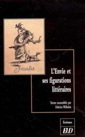 L envie et ses figurations litteraires - Couverture - Format classique