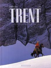Trent ; INTEGRALE VOL.2 ; T.4 A T.6 - Couverture - Format classique