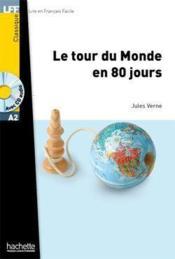 Le tour du monde en 80 jours ; A2 - Couverture - Format classique