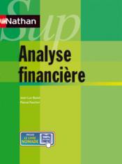 NATHAN SUP ; analyse financière (édition 2010) - Couverture - Format classique