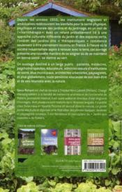Quand jardiner soigne - 4ème de couverture - Format classique