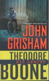 Theodore Boone: Book 1 - Couverture - Format classique