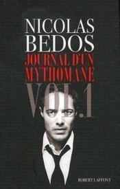 Journal d'un mythomane t.1 - Couverture - Format classique
