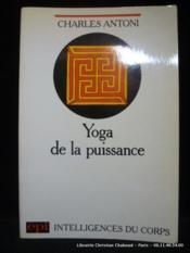 Yoga de la puissance - Couverture - Format classique