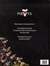 Pirat's ; gaz à tous les étages - 4ème de couverture - Format classique