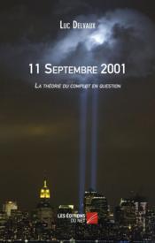 11 septembre 2001 - Couverture - Format classique