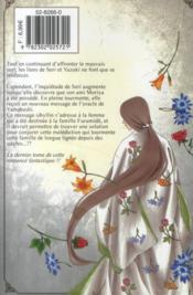 Flowers for Seri t.4 - 4ème de couverture - Format classique