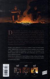 Nightfall t.2 ; la foi - 4ème de couverture - Format classique