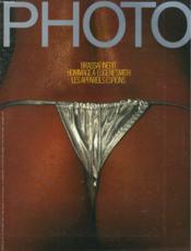 Photo N° 137 - Brassaï Inedit - Hommage A Eugene Smith - Les Appareils Espions - Couverture - Format classique