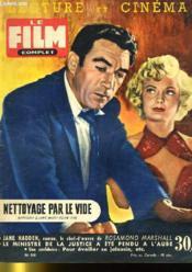 Lecture Et Cinema - Film Complet N° 516 - Nattoyage Par Le Vide - Couverture - Format classique