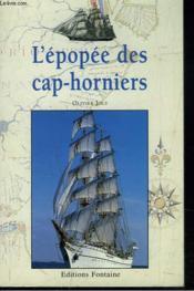 L'épopée des cap-horniers - Couverture - Format classique