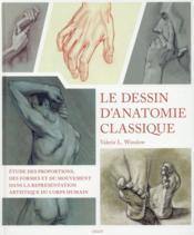 Anatomie humaine classique - Couverture - Format classique