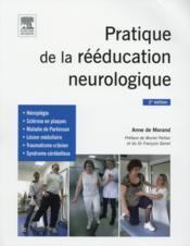 Pratique de la réeducation neurologique - Couverture - Format classique