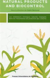Natural products and biocontrol - Couverture - Format classique