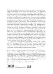 La destruction de l'art ; iconoclasme et vandalisme depuis la Révolution française - 4ème de couverture - Format classique