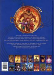 Le Collège Invisible T.14 ; burnem witchae burnem - 4ème de couverture - Format classique