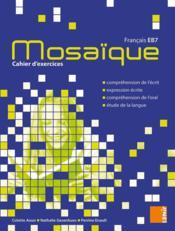 Cahier d'exercices EB7 - Couverture - Format classique