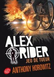 Alex Rider T.4 ; jeu de tueur - Couverture - Format classique