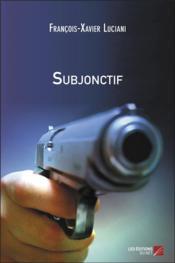 Subjonctif - Couverture - Format classique
