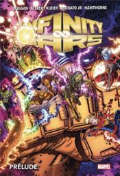 Infinity war ; prélude - Couverture - Format classique