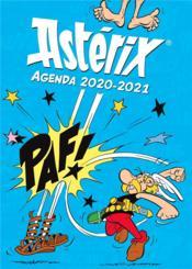 Astérix ; agenda (édition 2020/2021) - Couverture - Format classique