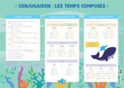 Conjugaison : temps composes - Couverture - Format classique