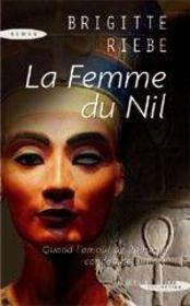 La femme du Nil - Couverture - Format classique