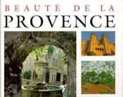 Beauté de la Provence - Couverture - Format classique