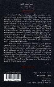 Les vierges stigmatisées du Tyrol - 4ème de couverture - Format classique