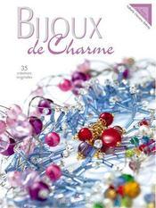 Charme et techniques des bijoux en perles - Intérieur - Format classique