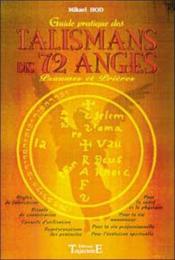 Guide pratique des talismans des 72 anges - Couverture - Format classique