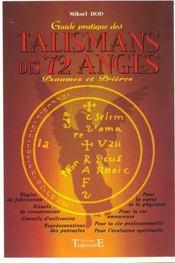 Guide pratique des talismans des 72 anges - Intérieur - Format classique