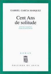 Cent ans de solitude - Intérieur - Format classique