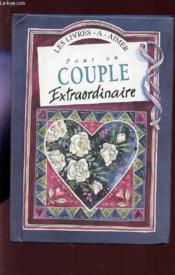 Pour Un Couple Extraordinaire - Couverture - Format classique