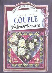 Pour Un Couple Extraordinaire - Intérieur - Format classique