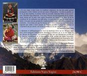 Le lama de lawoudo ; histoires de réincarnations en pays sherpa - 4ème de couverture - Format classique