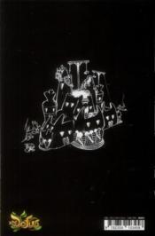 Dofus monster t.8 ; wa wabbit - 4ème de couverture - Format classique