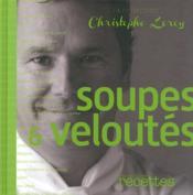 Soupes & veloutés - Couverture - Format classique